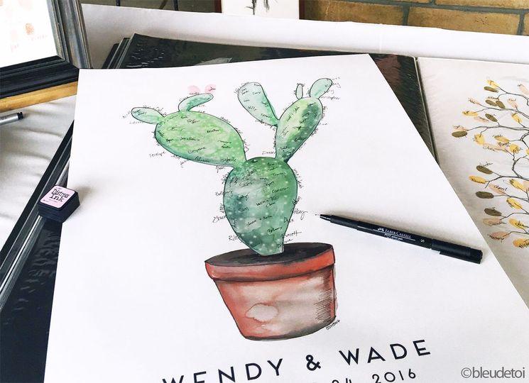 Signature cactus