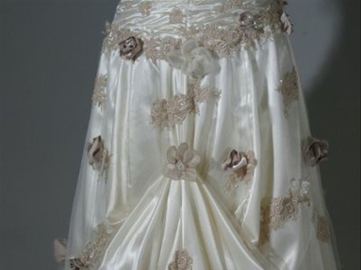 Tmx 1270560699587 IMG00053 Land O Lakes wedding dress