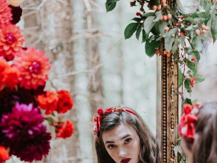 Tmx Codyjamesbarryphotography Disneyprincess Allurebridal 125 51 1897797 161611251769153 Ocean Park, ME wedding beauty
