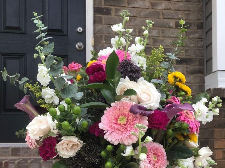 Tmx Boxed Flowers 3 51 1038797 1562374433 Greenville, SC wedding florist