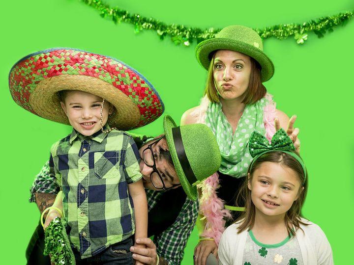 Tmx 1490844184563 Green Screen Saint Pattys Day La Habra wedding rental