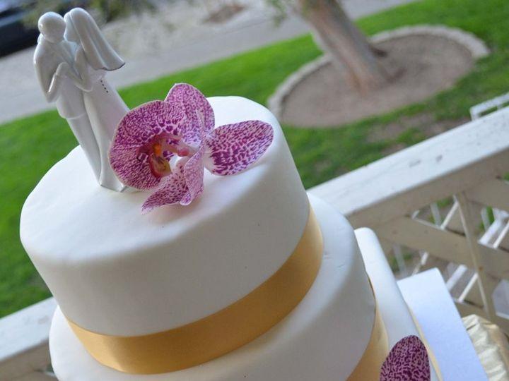 Tmx 1364106364077 3 Pleasanton wedding cake