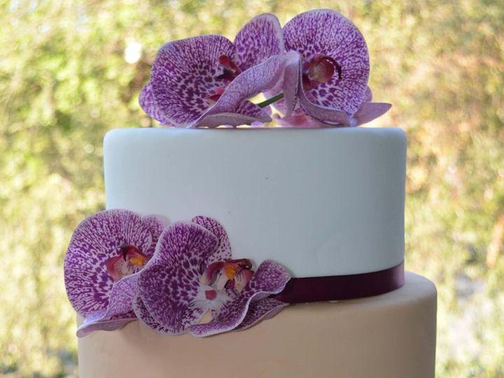 Tmx 1364106402537 5 Pleasanton wedding cake