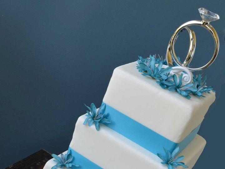Tmx 1364106429292 8 Pleasanton wedding cake