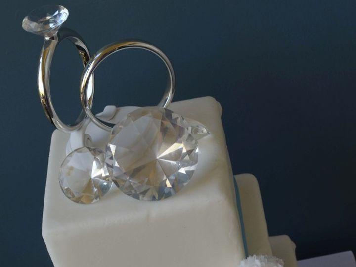 Tmx 1364191736112 12 Pleasanton wedding cake