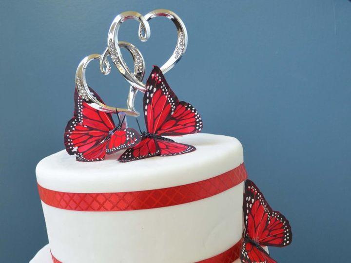 Tmx 1364191796990 16 Pleasanton wedding cake
