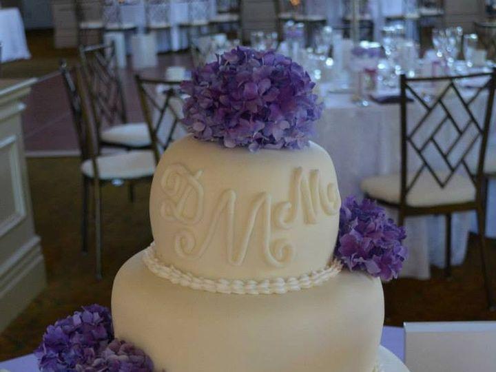 Tmx 1376496822116 14 Pleasanton wedding cake