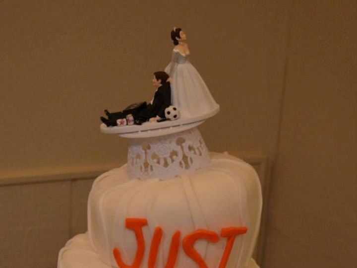 Tmx 1376496830462 13 Pleasanton wedding cake