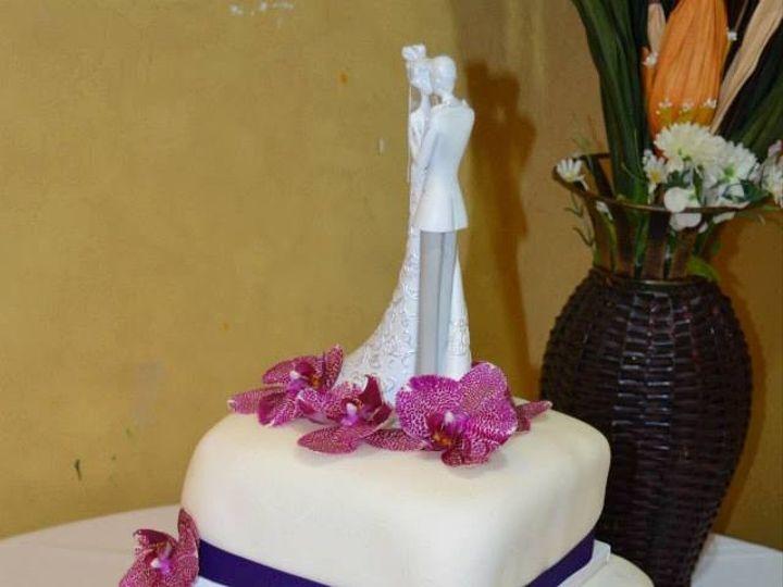 Tmx 1376496923299 Wedd Pleasanton wedding cake