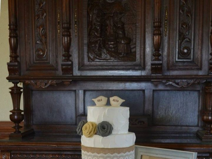 Tmx 1457284642545 2947745orig Pleasanton wedding cake