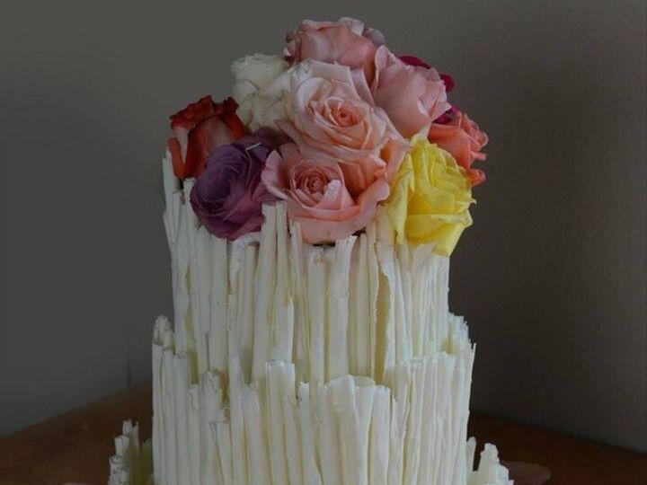 Tmx 1457284666380 6587829orig Pleasanton wedding cake