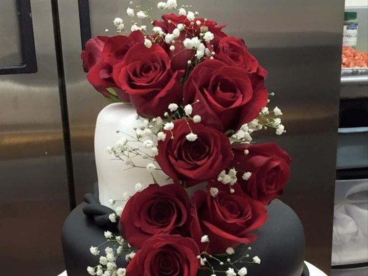 Tmx 1457284672381 7959365orig Pleasanton wedding cake