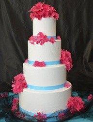 Tmx 1457284682724 9259802 Pleasanton wedding cake