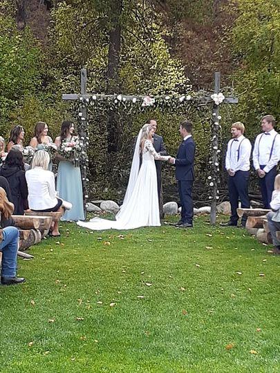 Country River Wedding Venue