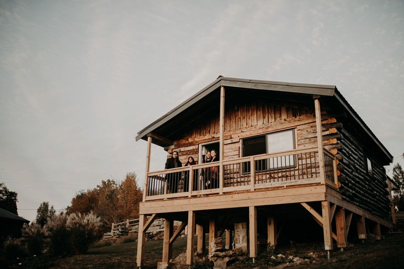 Cabin deck view