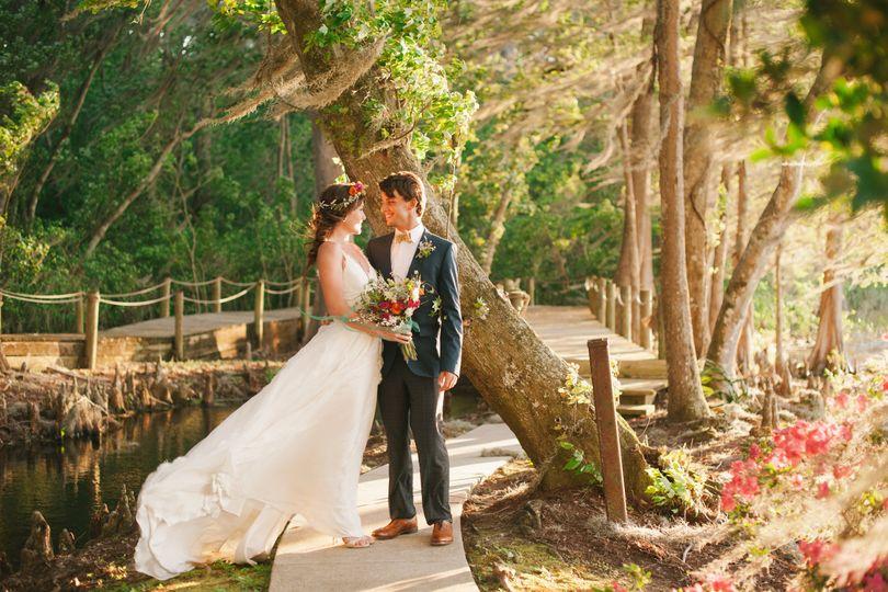 Wedding Portrait at Marina del Rey