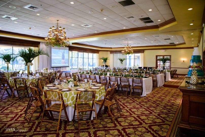 Legends Ballroom Reception