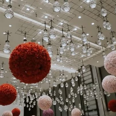 Rose balls