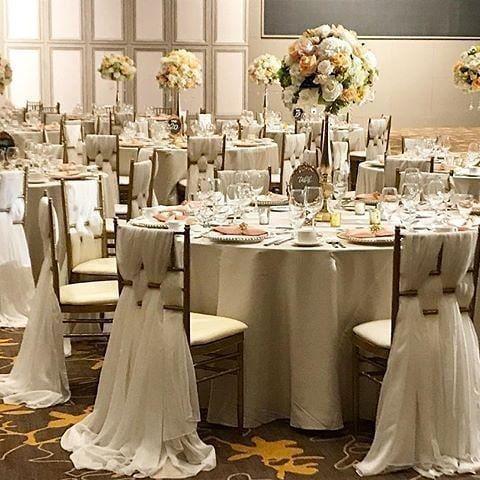 Sheer white designs
