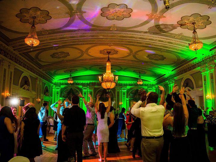 Tmx 1402024302274 Sadieyvonnedancefloorlighting Smaller Saint Paul wedding dj