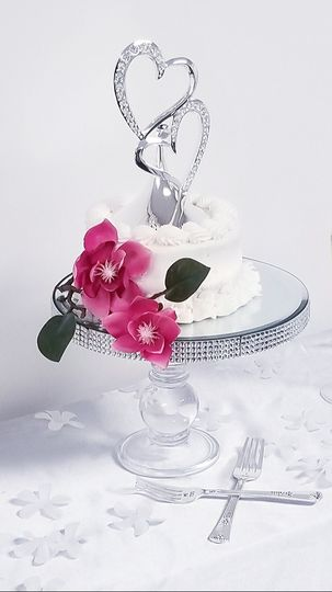 Couple's Mini Cake