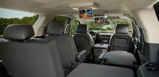 inside chevy suburban