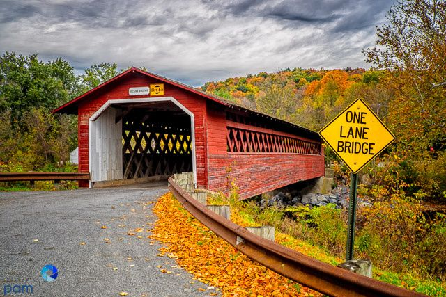 Tmx Covered Bridge 51 1052897 Hinesburg, VT wedding travel