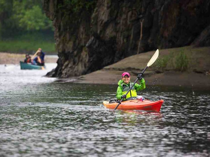Tmx Kayak Winooski River 51 1052897 Hinesburg, VT wedding travel