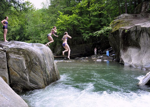 Tmx Swimming Hole 51 1052897 V1 Hinesburg, VT wedding travel