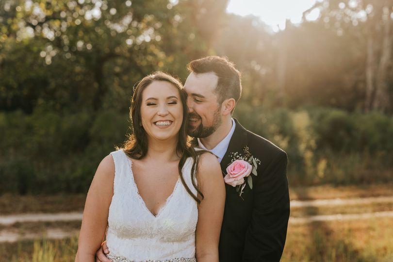 Florida Wedding Portrait