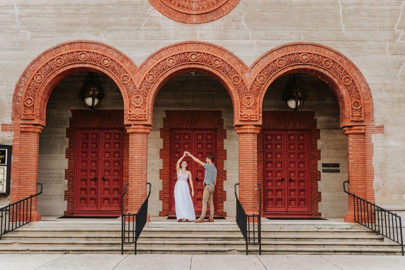 St. Augustine Engagement