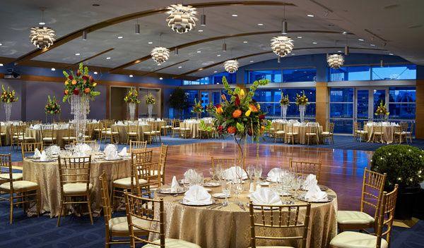 Rotary Summit Center By Fairmont San Jose Venue San Jose Ca Weddingwire