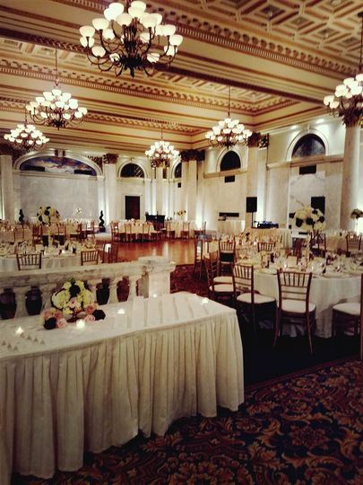 The whole Ballroom