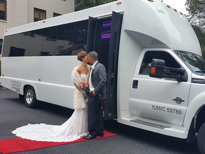 Tmx 1536410797 Daabd65984ebe866 1536410795 Efba45bd14279bb4 1536410789981 15 14468537 10943776 Clifton, New Jersey wedding transportation