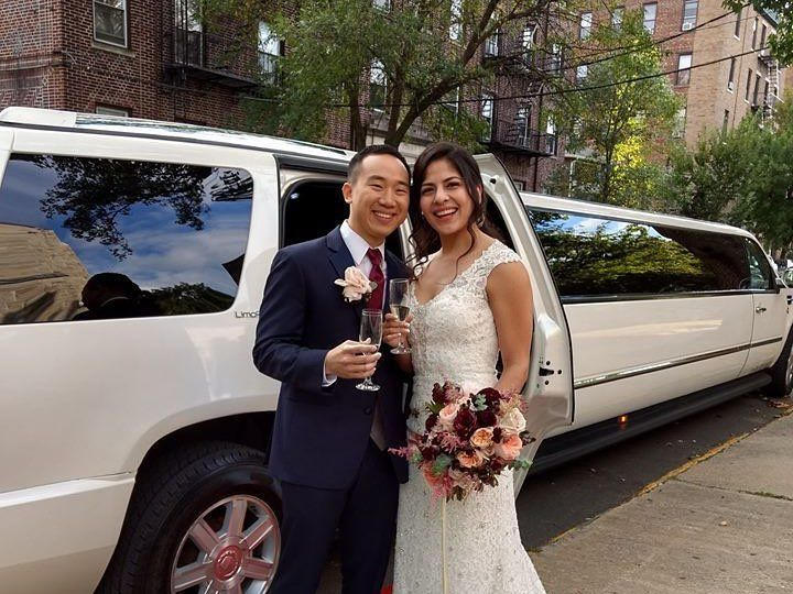 Tmx 1536410798 4dc9dec72782db23 1536410797 1972059fbc088b57 1536410789984 22 22195380 14467912 Clifton, New Jersey wedding transportation