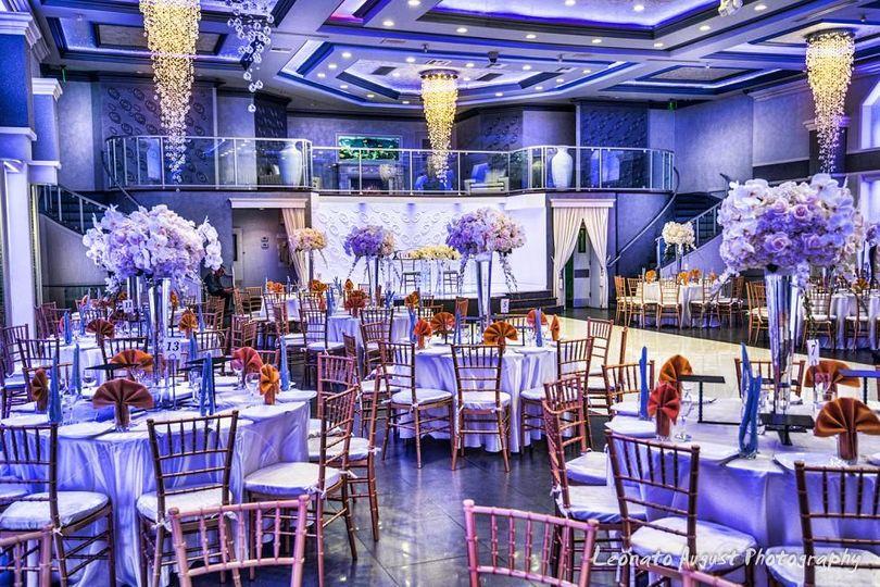Louvre Banquet Hall