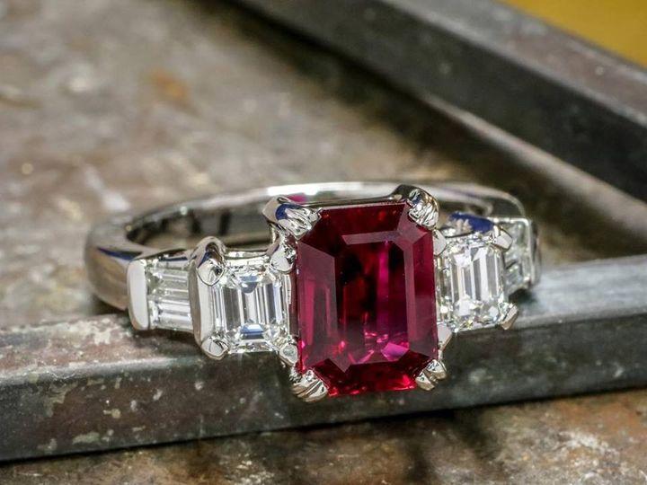 Tmx 1440008398637 2.24ct Ruby Austin wedding jewelry