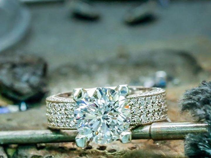 Tmx 1440008402975 2.97ct E Vvs2 Century Cut Gia Cert Austin wedding jewelry