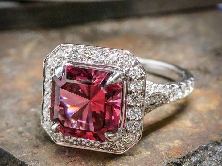 Tmx 1440008406062 7.62ct Spinel Ring Austin wedding jewelry