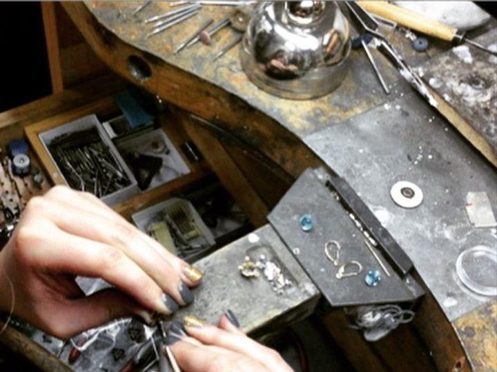 Tmx 1440008422350 Bench Work Austin wedding jewelry