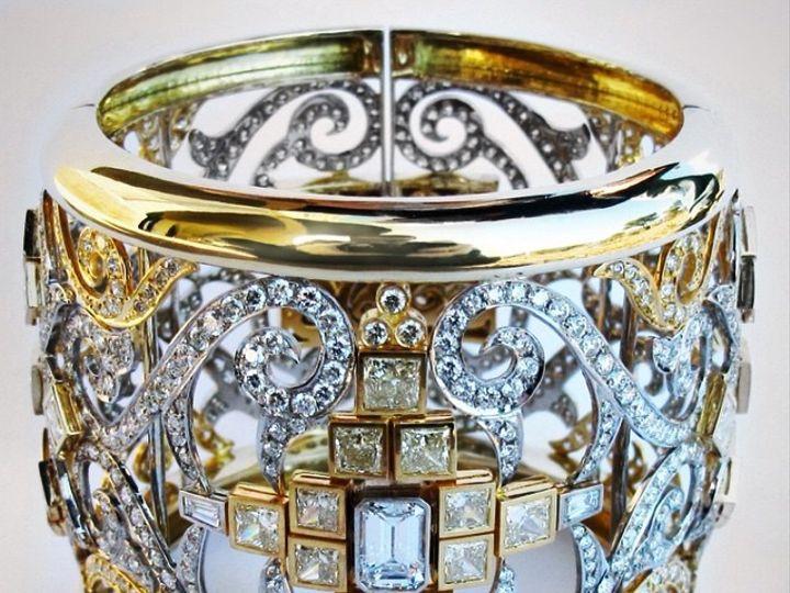 Tmx 1440008434996 Big Dia Bangle Austin wedding jewelry