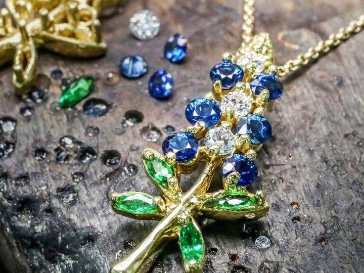 Tmx 1440008468775 Bluebonnet Austin wedding jewelry