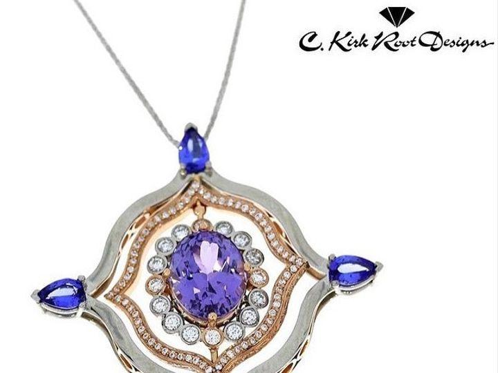 Tmx 1440008533185 Lavender Zoisite Austin wedding jewelry