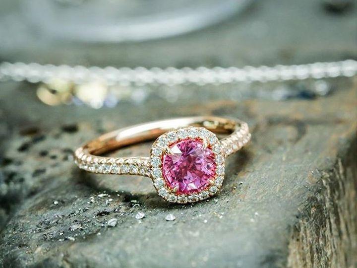 Tmx 1440008543299 Omi Pink Saph Austin wedding jewelry