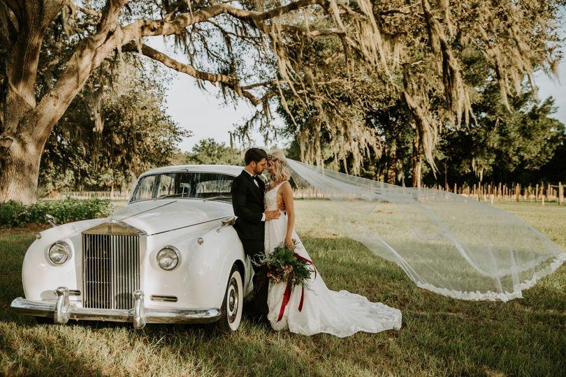 Vintage 1957 Rolls Royce