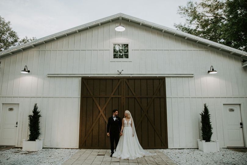 Extraordinary Wedding Barn