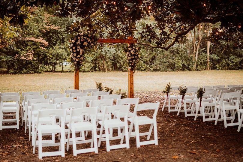 Magnolia ceremony