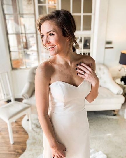 Brittany massey gown