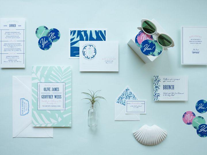 Tmx 1433235070047 My Darlin Classic Collection Wedding Invitations O Brooklyn wedding invitation