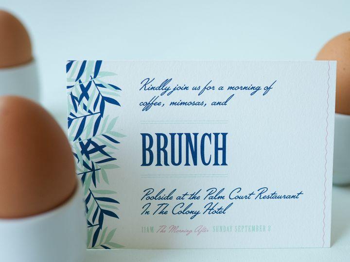 Tmx 1433235627676 My Darlin Classic Collection Wedding Invitations O Brooklyn wedding invitation